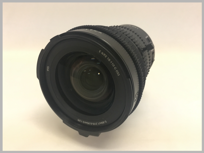 SONY E PZ 18-110mm F4G OSS-2