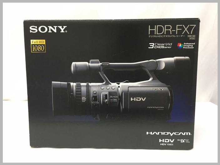 SONY HDR-FX7 (01)-6